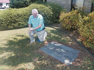 Moulton man recalls time capsule buried in October of 1976