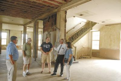 Commission enters design phase of historic courthouse renovations