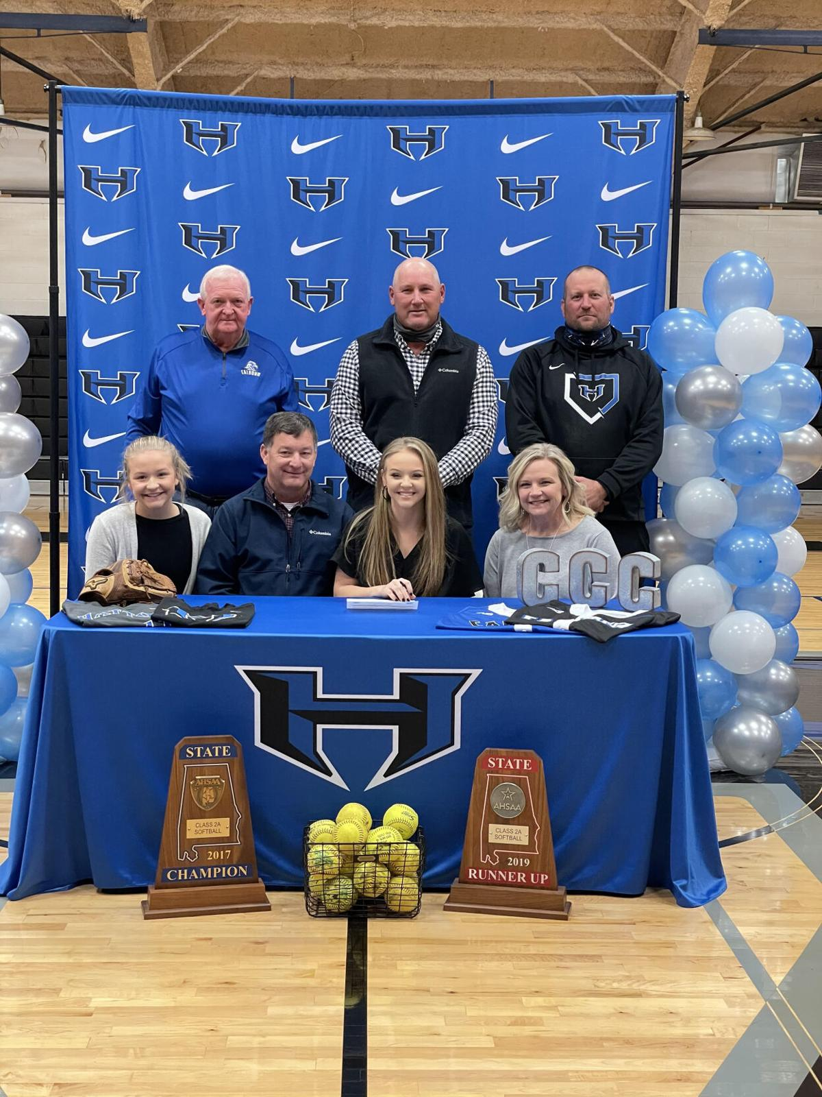 Hatton stars sign to play at the next level