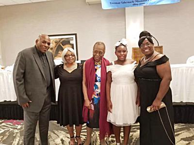 Freeman Tabernacle M.B. Church celebrates 150th Anniversary