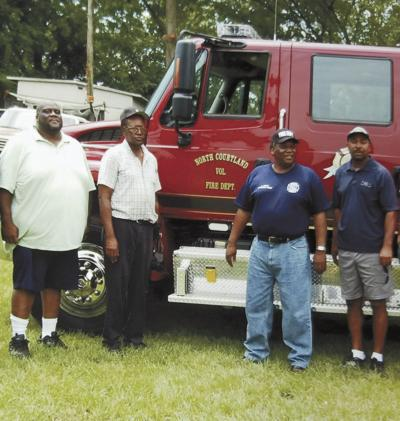 North Courtland's first Fire Chief leaves behind legacy