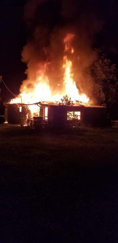Saturday house fire claims life of Lawrence County woman