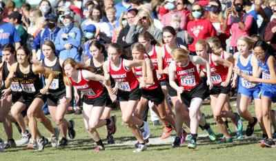 Prep cross country: Defending champs dominate at Brooks Invitational