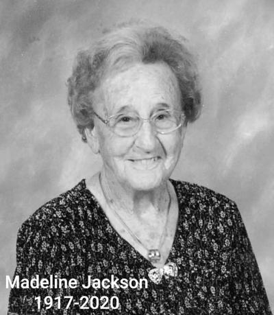 Madeline Jackson, MOULTON
