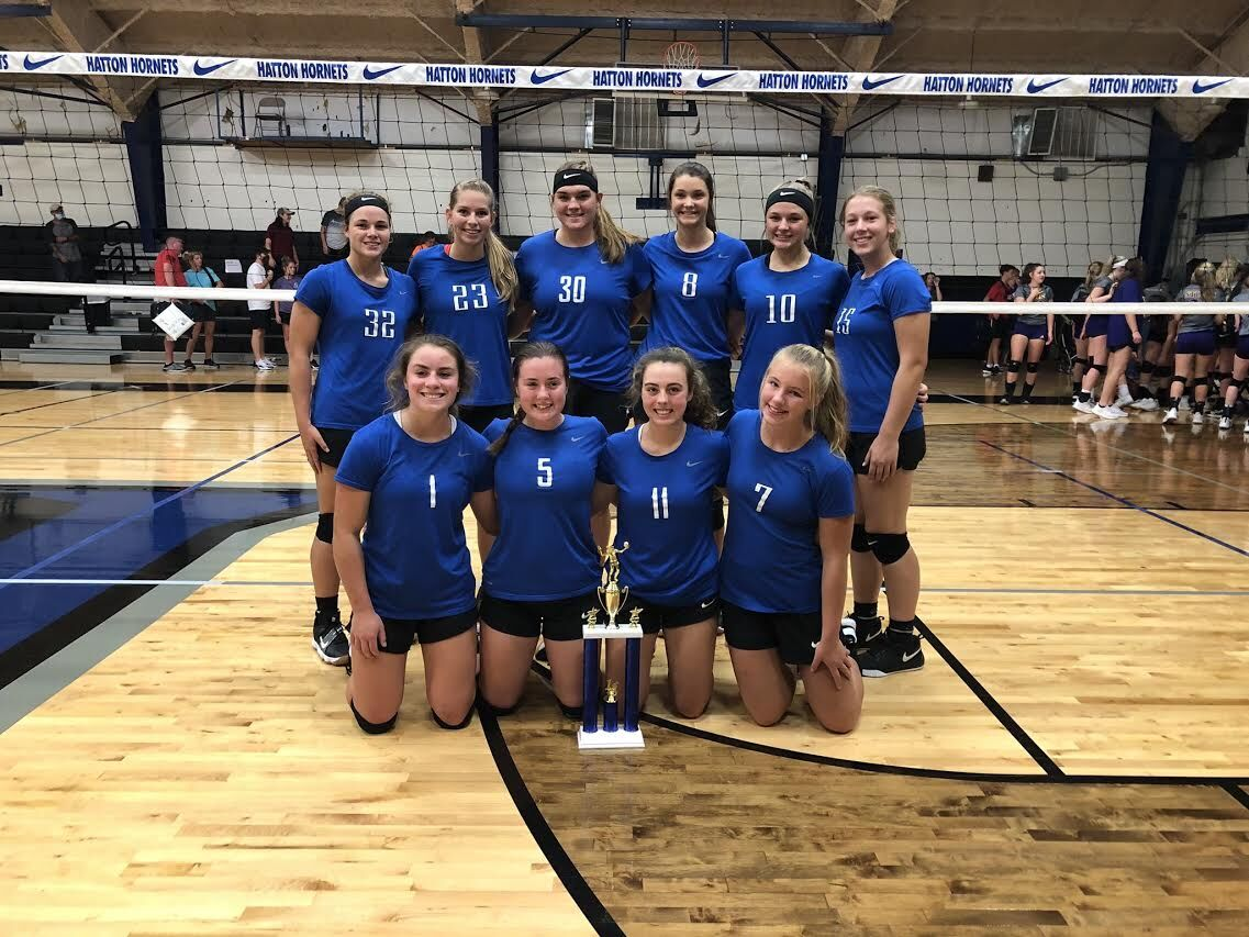 Lawrence County, Hatton pick up tournament wins