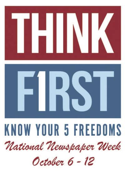 Newspapers protect your First Amendment rights