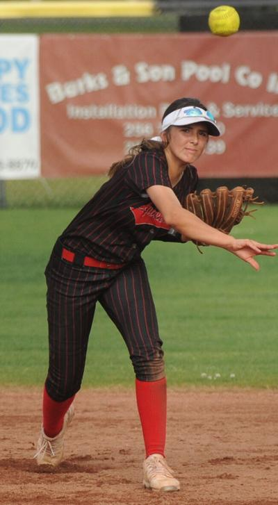 Lawrence County falls in first round area game