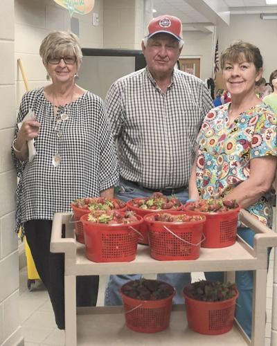 LouAllen Farms: first to begin produce deliveries to county schools