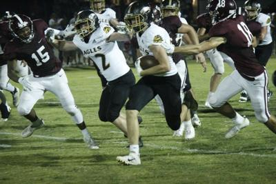 Lauderdale County 32, East Lawrence 20: Eagles can't capitalize on second half opportunities