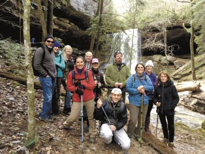Hike with Wild South this Saturday