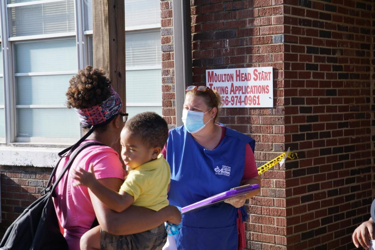 'There's no place like Moulton Head Start:' Early learning center welcomed students back after COVID-19 closure