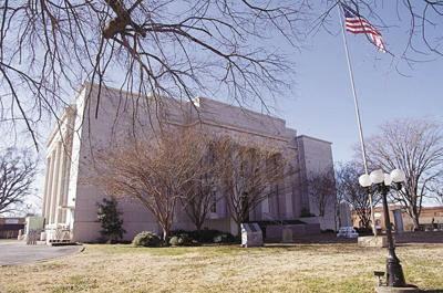 Bids to be taken for old Lawrence courthouse work