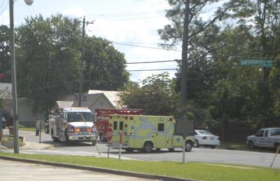 Minor injury reported in Moulton crash on Friday