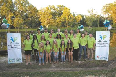 Youth Leadership Lawrence students graduate program