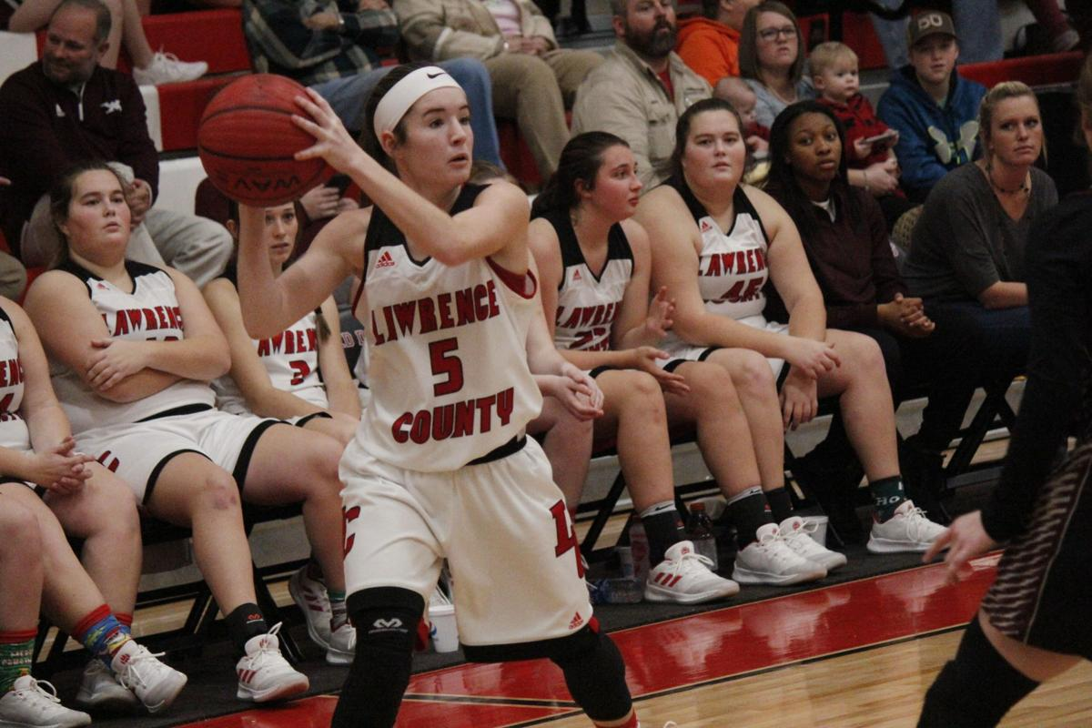 Lawrence County's Henderson, Thompson back home after scary basketball collision