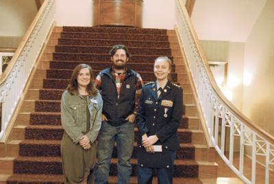 DAR Annual Tea honors Good Citizens and JROTC students