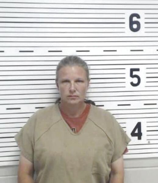 Decatur man, Haleyville woman arrested for theft in Lawrence County