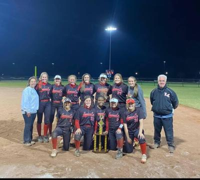 Prep softball: Lawrence County finishes runner-up at NW bash