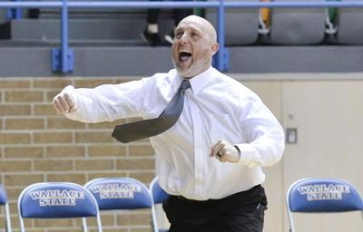 Coach of the year: Henley leads alma mater to Final Four