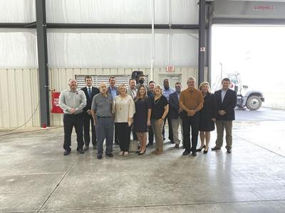 New state-of-the-art pipe fabrication facility brings new jobs and nationwide distribution