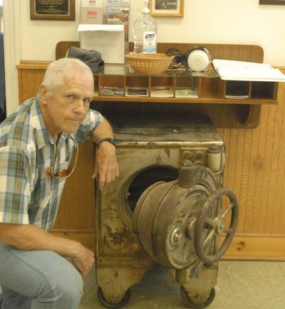 Historic Bank of Moulton vault returns home to Lawrence County Archives
