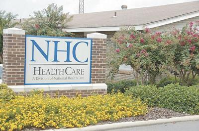 NHC Moulton reports 2 COVID-19 deaths;  area nursing homes report decline in new cases