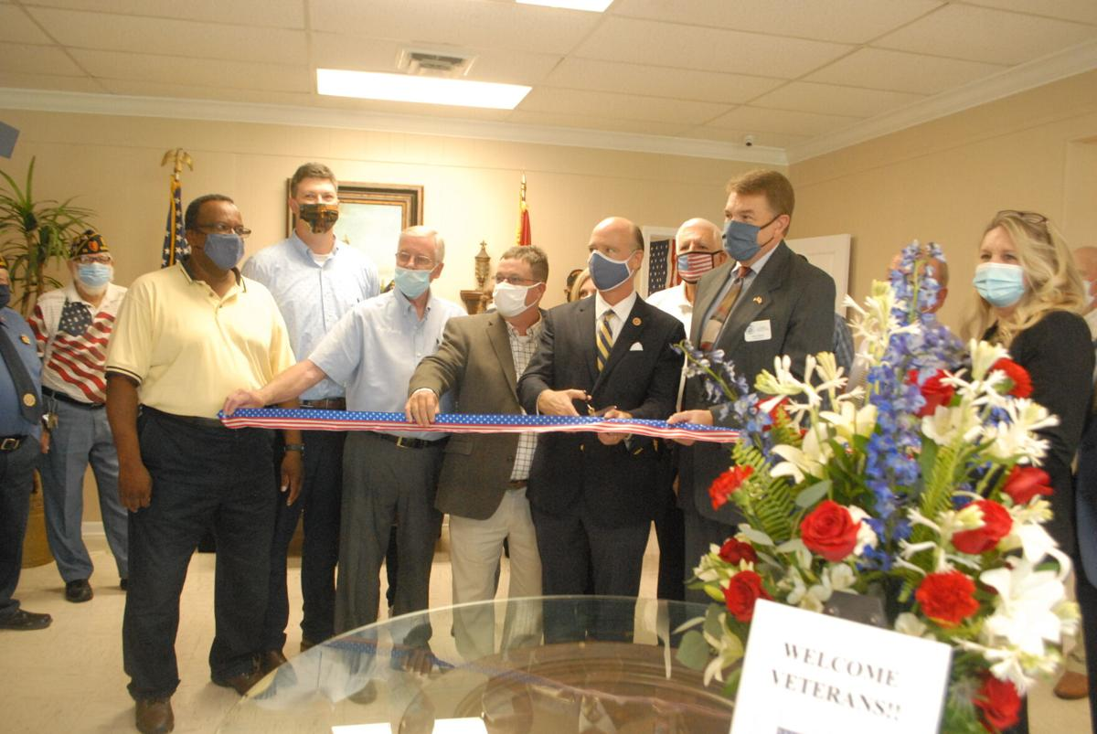 Veterans Service Office reopens in Lawrence County