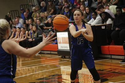 Lady Hornets battle through emotional win over R.A. Hubbard