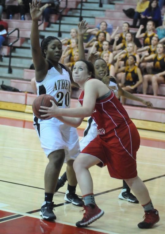 2014 Area Basketball