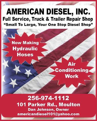 American Diesel: Moulton's one-stop diesel repair shop