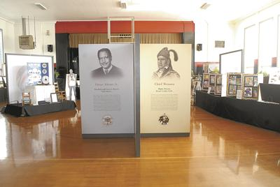 Alabama Bicentennial Exhibit open in Moulton until Saturday