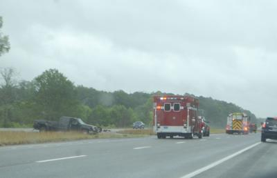 Minor injuries reported in Thursday crash