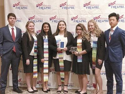 FBLA students attend State Conference