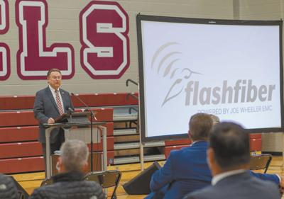 Broadband internet becomes reality in rural Lawrence County
