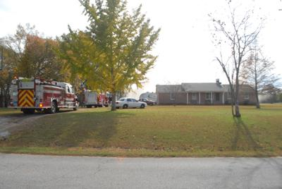 No injuries in Friday house fire