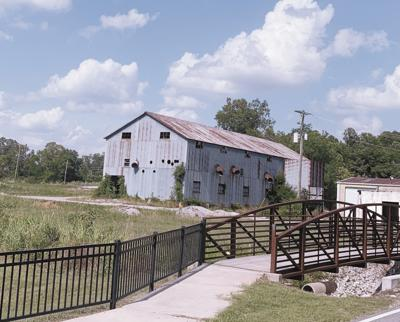 Community members hope to restore historic gin as a venue space for Moulton