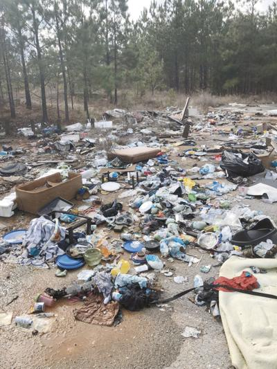 County votes for stricter enforcement of public dumpster rules;  Sheriff: two already prosecuted