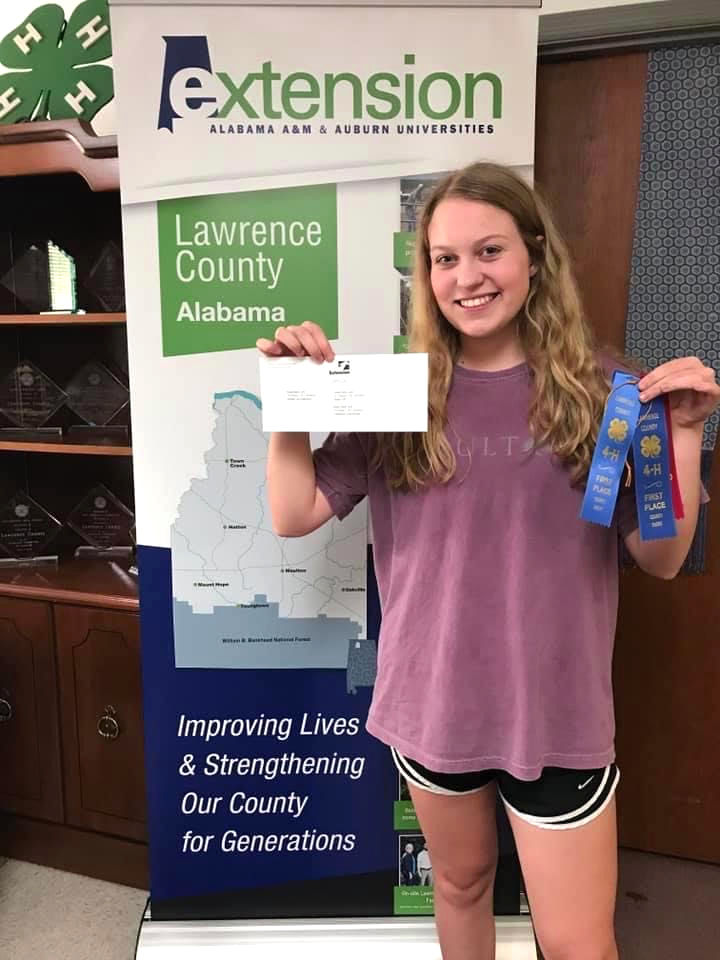Lawrence County 4-H hosts virtual competition
