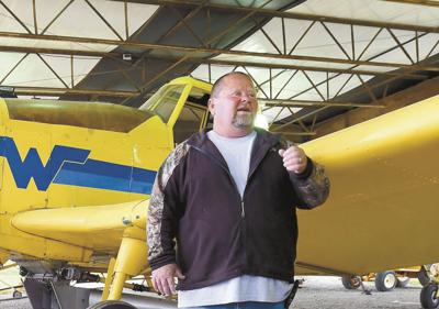 Lawrence County airport director dies in plane crash