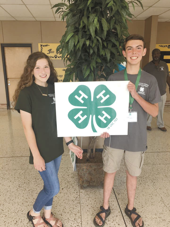 Lawrence County students compete in 4-H Regionals