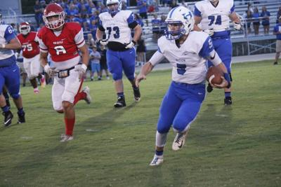 Kerby looking to take the next step as Hatton's quarterback