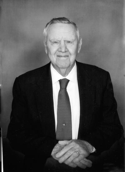Rev. Arnold Bracken, TRINITY
