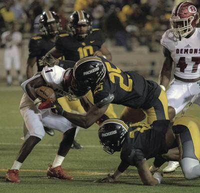 Packers defeat Warner Robins 31-14