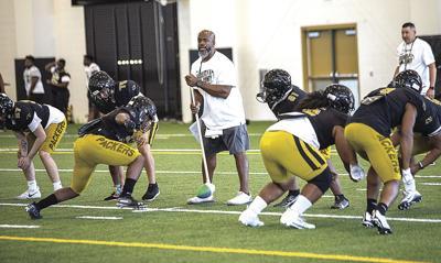Coach Byron Slack