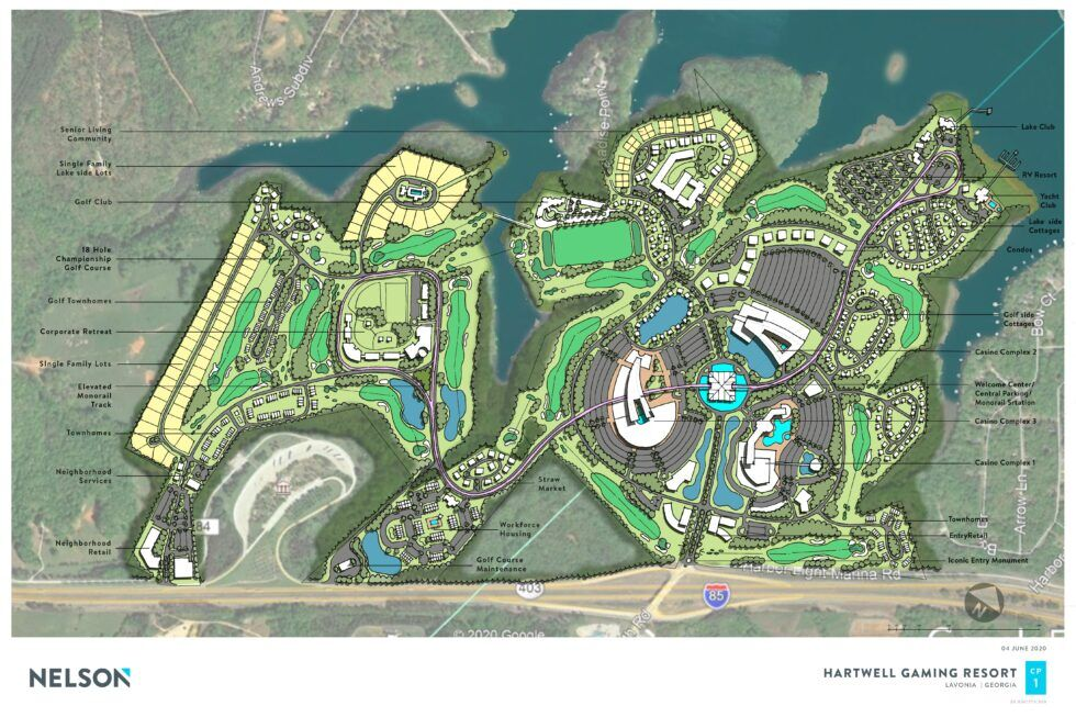 Hartwell site proposal