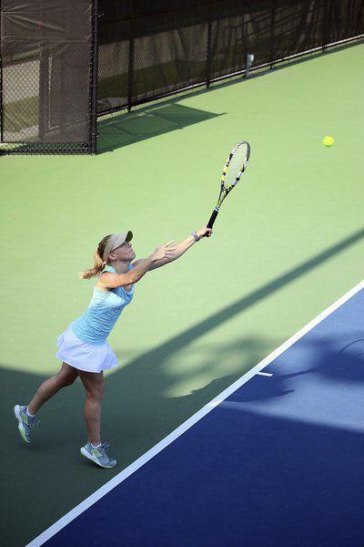 Tennis tourney boosts economy