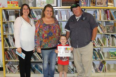 Clayton 1st Colquitt Countian to succeed at '1000 Books