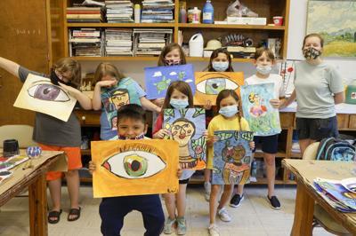 Arts Center Camp