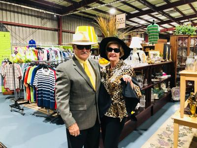 YMCA, Heritage Storehouse unite for fashion show