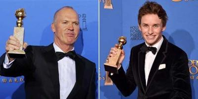 Age ain't nothing but a number: Either Keaton or Redmayne could win Oscar